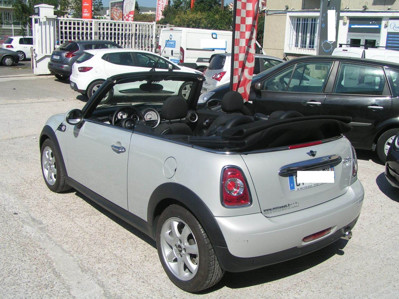 cooper d cabriolet 29 000 kms garantie pro reprise auto. Black Bedroom Furniture Sets. Home Design Ideas
