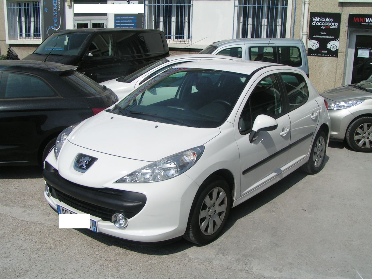 vendu cette semaine peugeot 207 1 4 active 1ere main 13 000 kms garantie pro reprise auto et. Black Bedroom Furniture Sets. Home Design Ideas
