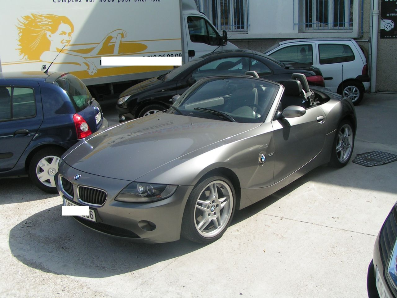 vendu cette semaine roadster bmw z4 71 500 kms garantie pro reprise auto et vente avec. Black Bedroom Furniture Sets. Home Design Ideas
