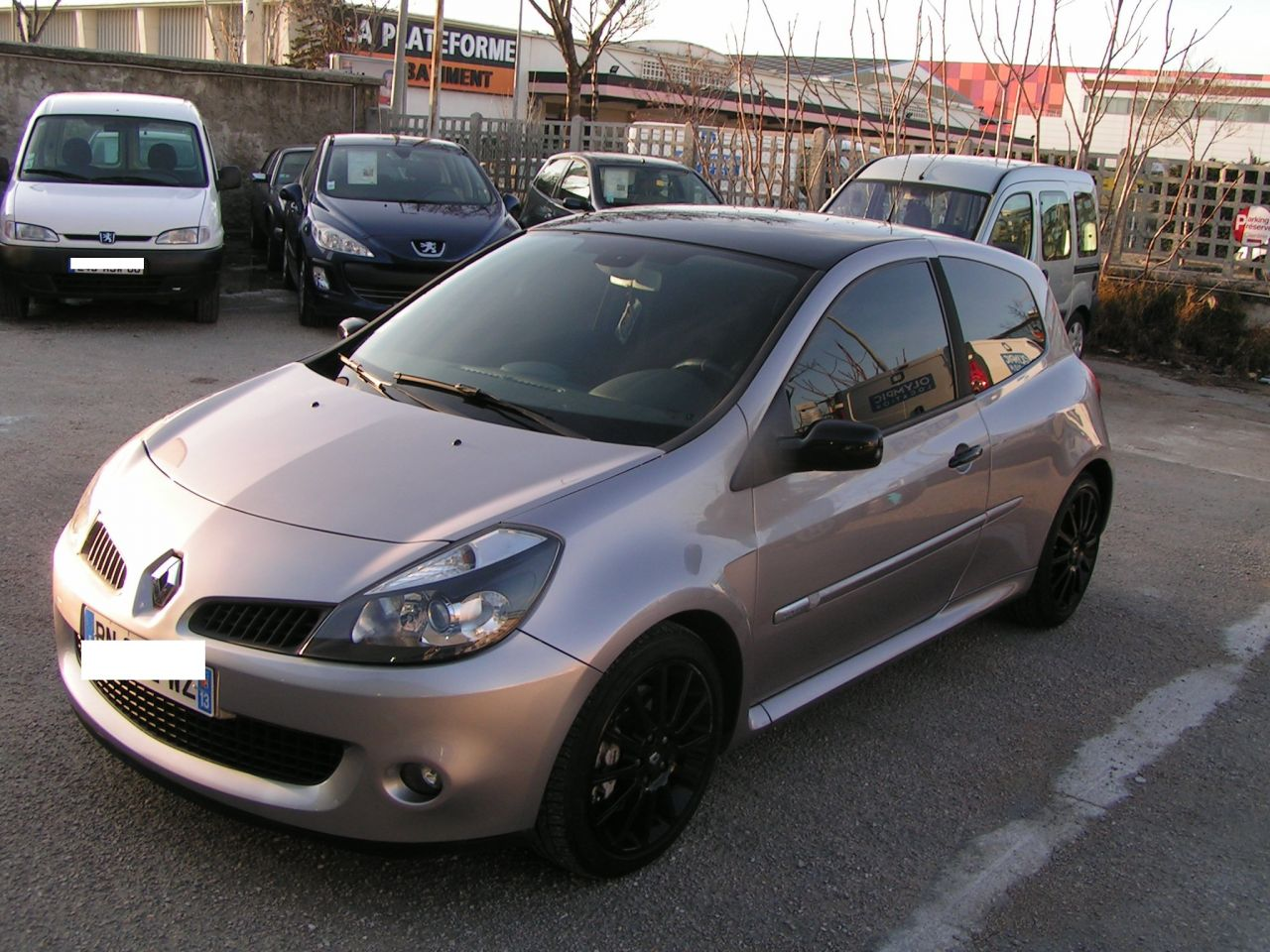 renault clio rs 85 000 kms reprise auto et vente avec. Black Bedroom Furniture Sets. Home Design Ideas