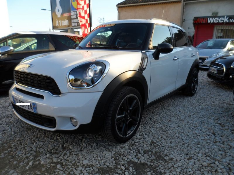 Très belle Mini Countryman SD 47200km