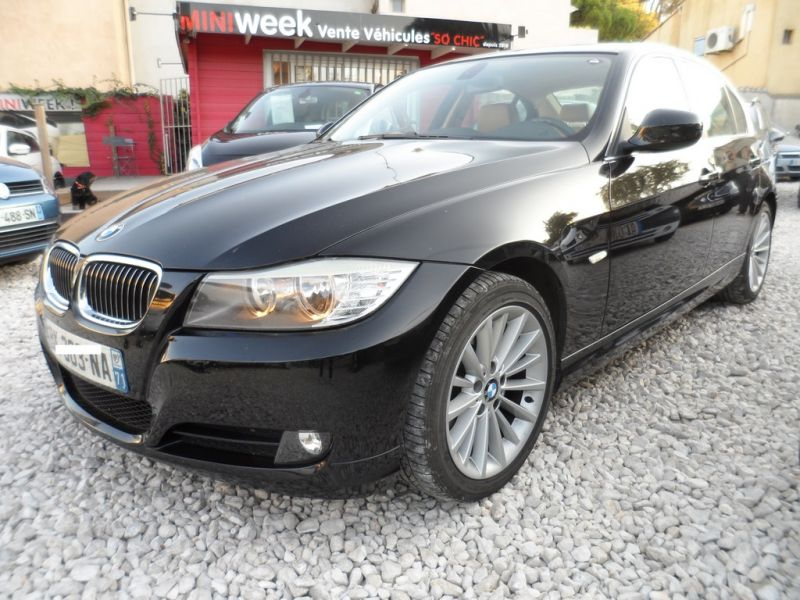 BMW d'occasion 325 d pack luxe